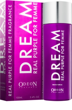 Odeon Dream Real Purple eau de parfum nőknek 100 ml