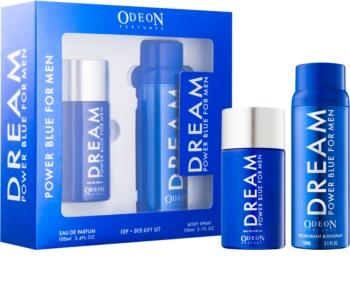 Odeon Dream Power Blue coffret cadeau I.