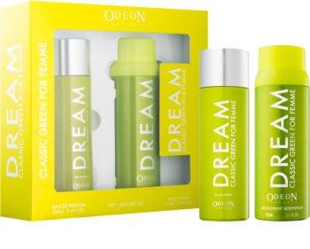 Odeon Dream Classic Green darčeková sada I.