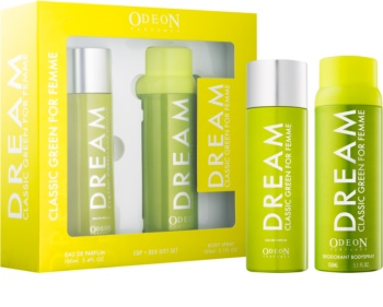 Odeon Dream Classic Green set cadou I.