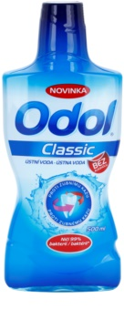 Odol Classic elixir bocal anticárie