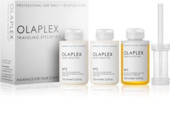 Olaplex Traveling Stylist Kit zestaw kosmetyków I. (do wszystkich rodzajów włosów) dla kobiet