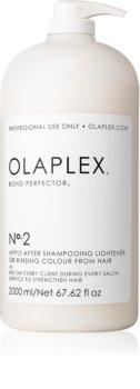 Olaplex Professional Bond Perfector obnovujúca starostlivosť na zníženie poškodenia vlasov pri farbení s pumpičkou