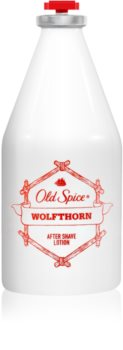 Old Spice Wolfthorn Aftershave lotion  voor Mannen 100 ml