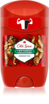 Old Spice Bearglove deodorant stick voor Mannen