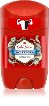 Old Spice Wolfthorn dédorant stick pour homme 50 ml