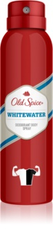 Old Spice Whitewater déo-spray pour homme 125 ml
