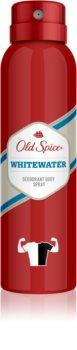 Old Spice Whitewater desodorante en spray para hombre 125 ml