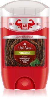 Old Spice Odour Blocker Timber antitraspirante solido