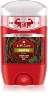 Old Spice Odour Blocker Timber Deodoranti e antitraspiranti per uomo 50 ml antitraspirante solido