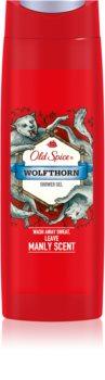 Old Spice Wolfthorn gel doccia per uomo 400 ml