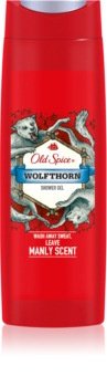 Old Spice Wolfthorn Shower Gel for Men 400 ml