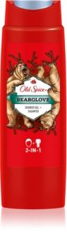 Old Spice Bearglove Duschgel Herren 250 ml