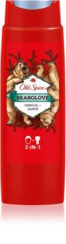 Old Spice Bearglove gel de dus pentru barbati 250 ml