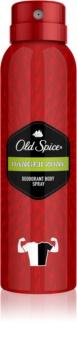 Old Spice Danger Zone deodorant spray para homens 125 ml