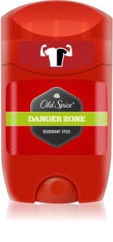 Old Spice Danger Zone desodorizante em stick para homens 50 ml