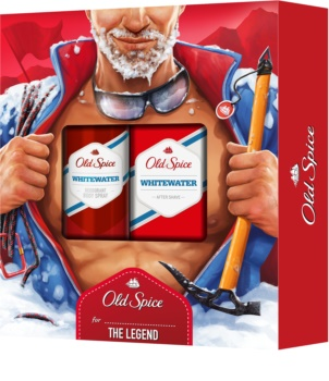 Old Spice Whitewater coffret cadeau II.