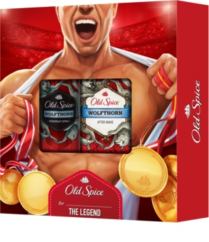 Old Spice Wolfthorn poklon set II.
