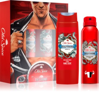 Old Spice Wolfthorn coffret I.