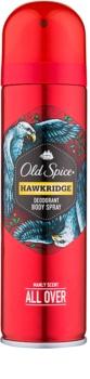 Old Spice Hawkridge deodorant spray para homens