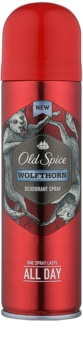 Old Spice Wolfthorn Deo Spray for Men 150 ml