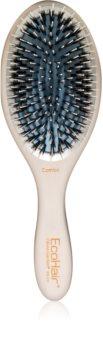 Olivia Garden EcoHair kartáč na vlasy s kančími štětinami