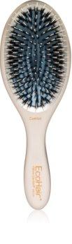 Olivia Garden EcoHair kefa na vlasy so štetinami z diviaka