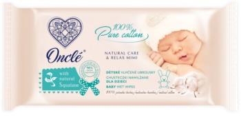 Onclé Baby salviette detergenti umidificate per bambini