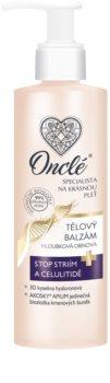 Onclé Woman зміцнюючий бальзам для тіла проти целюліту та розтяжок