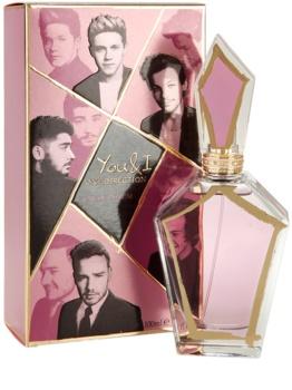 One Direction You and I eau de parfum para mujer 100 ml