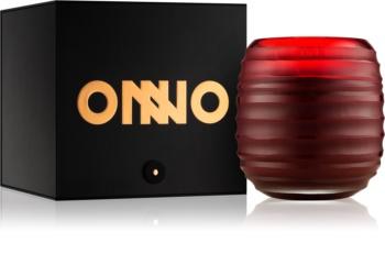 Onno Manyara Red lumanari parfumate  13 x 15 cm