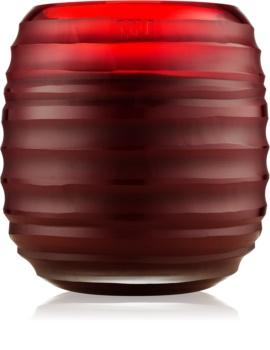 Onno Manyara Red świeczka zapachowa  13 x 15 cm