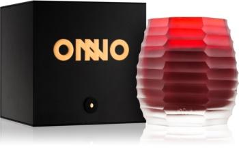 Onno Roseberry Cinnamon Red świeczka zapachowa  11 x 13 cm