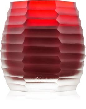 Onno Roseberry Cinnamon Red Geurkaars 11 x 13 cm
