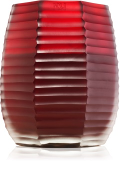 Onno Serengeti Red vonná svíčka 16 x 20 cm