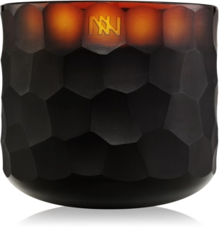 Onno Serengeti Brown Scented Candle 12 x 11 cm  brown