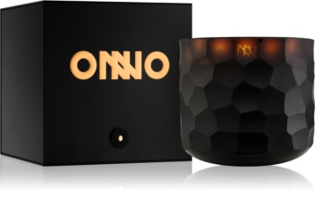 Onno Zanzibar Brown Scented Candle 12 x 11 cm