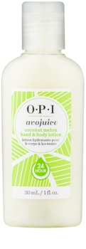 OPI Avojuice hydratační mléko na ruce a tělo