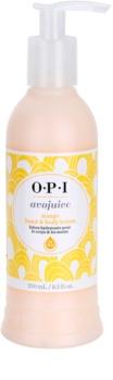 OPI Avojuice zvláčňujúce a hydratačné mlieko