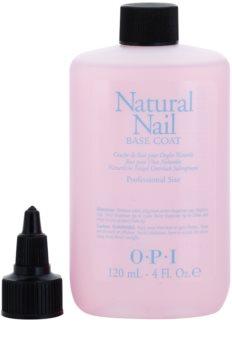 OPI Natural Nail Base Coat folyékony alapozó bázis körmökre
