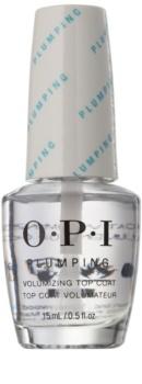 OPI Plumping vrchní lak na nehty s gelovým efektem
