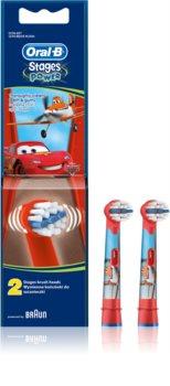 Oral B Stages Power EB10 Cars zamjenske glave za zubnu četkicu extra soft