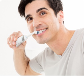 Oral B Vitality Sensitive Clean - D12.513S електрическа четка за зъби