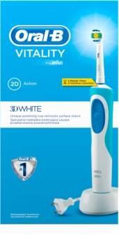 Oral B Vitality 3D White D12.513 Electric Toothbrush