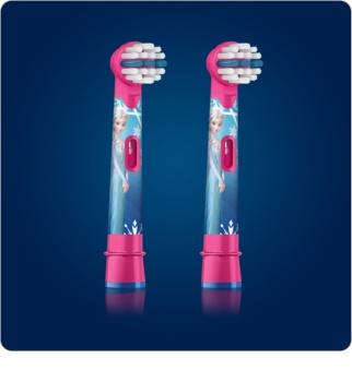 Oral B Stages Power Frozen EB10K capete de schimb foarte moale