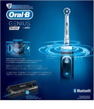 Oral B Genius 9000 Black D701.545.6XC električna četkica za zube