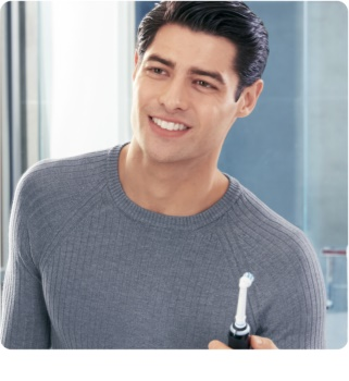 Oral B Genius 9000 Black D701.545.6XC elektryczna szczoteczka do zębów