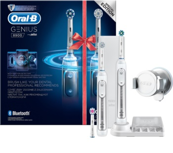 Oral B Genius 8900 D701.535.5HXC Electric Toothbrush