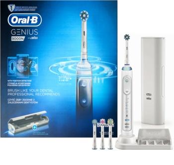Oral B Genius 9000 White D701.545.6XC elektromos fogkefe