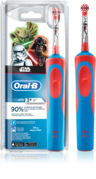 Oral B Stages Power Star Wars D12.513K elektrische Zahnbürste für Kinder